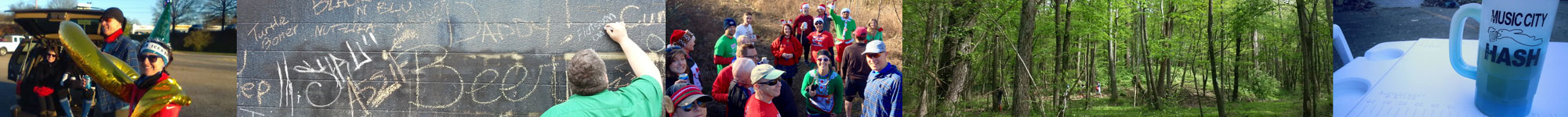 Music City Hash House Harriers